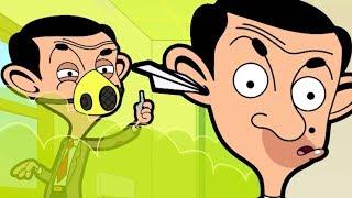 GREEN Bean | (Mr Bean Cartoon) | Mr Bean Full Episodes | Mr Bean Comedy