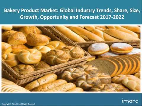 Bakery Products Market Share, Size, Growth Trends and Forecast 2017-2022