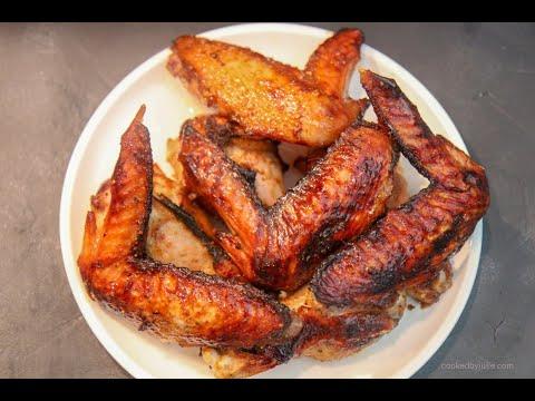 Honey Baked Turkey Wings