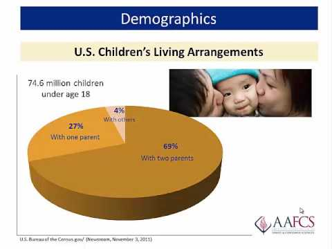 Demographic Trends in Families