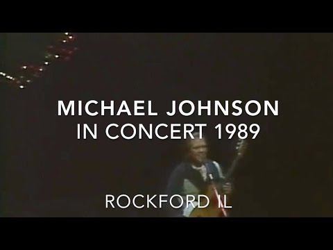 Michael Johnson - In Concert 1989 Video