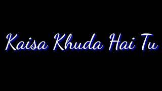 Manga jo mera hai Jata kya tera hai (Aj Din Chadheya) Black Screen Status