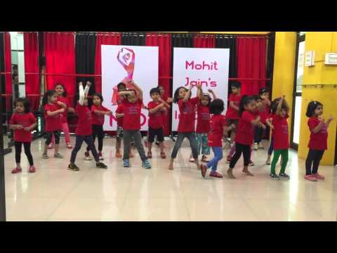 Chhote Chhote Tamashe- Toddlers Batch Choreography by Mohit Jain's Dance Institute(MJDi)|(Kids)