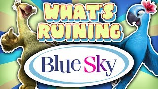 What's RUINING Blue Sky Studios?