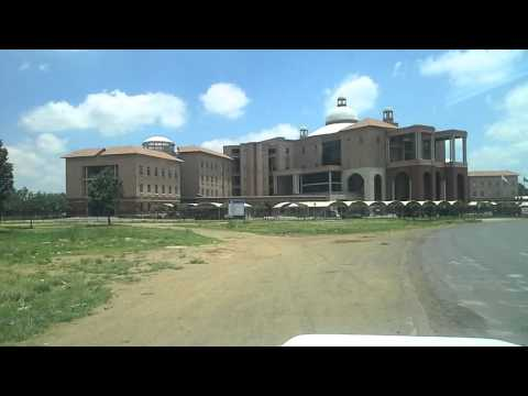 Typical ANC Government building in South Africa