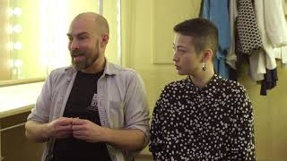 Matt Edgerton and Ching Ching Ho - A Ghost In My Suitcase| Perth Festival 2019