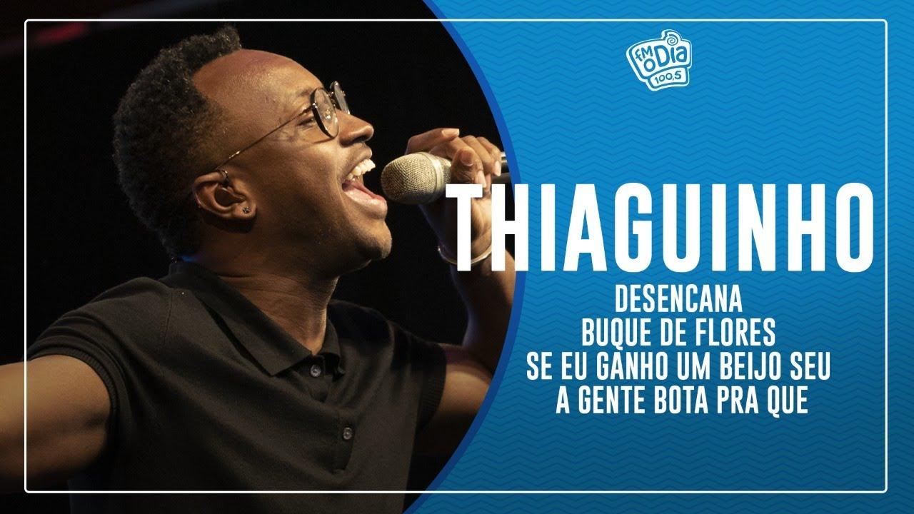 Thiaguinho - Pout Pourri (Semana Maluca)