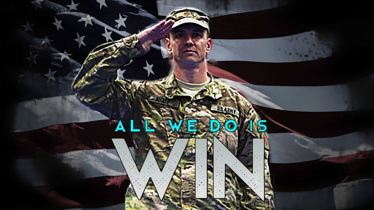 "Military Motivation - ""All We Do Is Win"" (2020)"