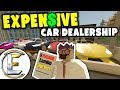Expensive Car Dealership | Unturned Sale Man RP - FAST Super cars up to $150000 (Roleplay)