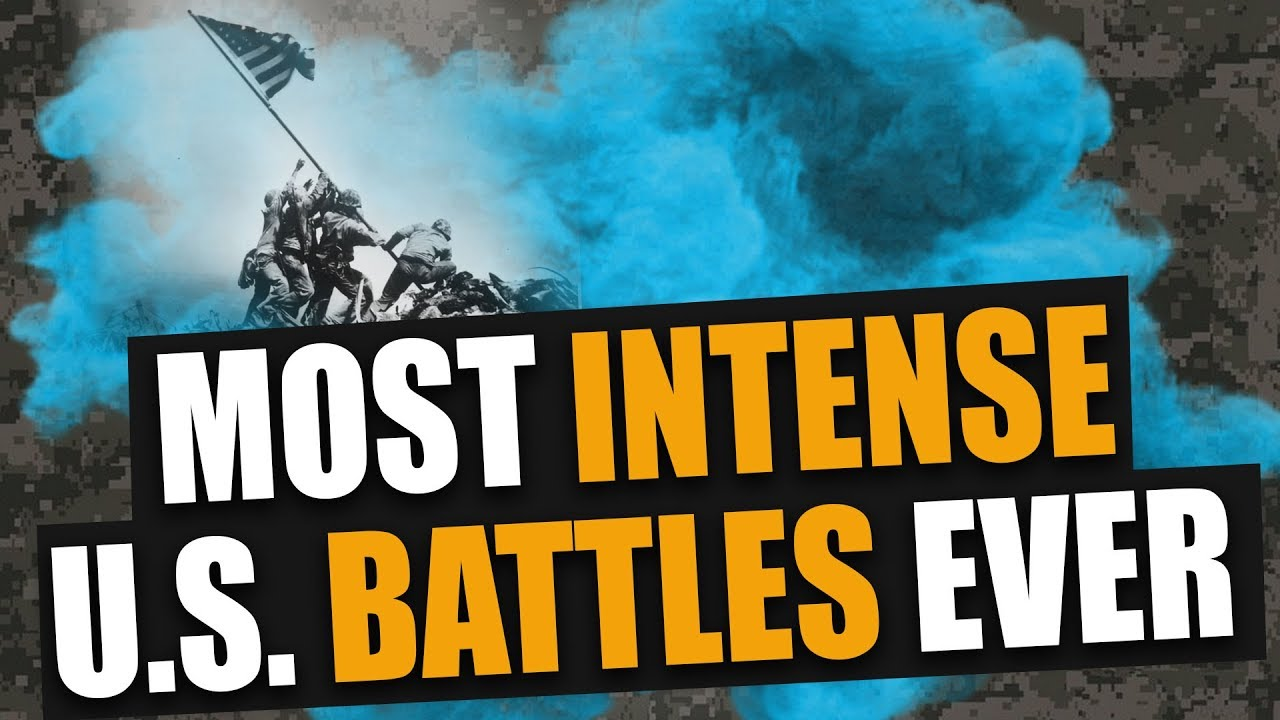 Top 10 most intense battles in US history - We Are The