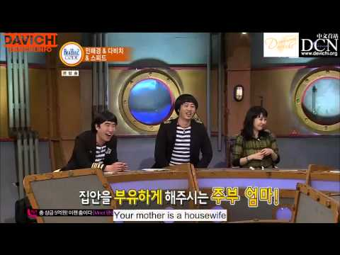 [ENGSUB][130429] Davichi Cut @ Mnet Beatles Code Part 2/2