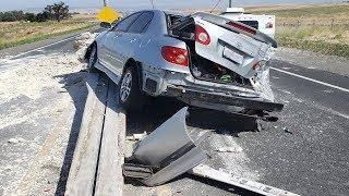 🇺🇸 American Car Crash, Instant Karma, Driving Fails Compilation #258