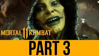 MORTAL KOMBAT 11 STORY Gameplay Walkthrough Part 3 - Chapter 5 & 6 (Full Game) MK11