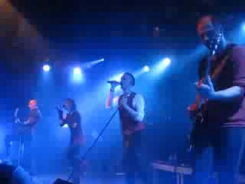 The Dreadful Shadows - Twist In My Sobriety Live @Musikzentrum Hannover 30.11.2013