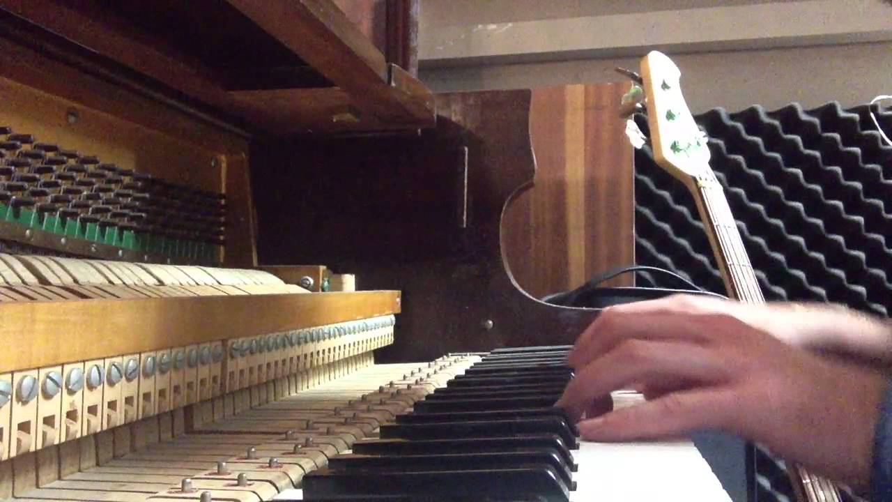 Jazz Violin Improvised Solo - Ben Mowat - Composer, Violinist, Producer