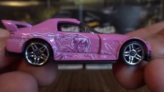 dctv lite ep 111 fast furious 8 car set review suki s honda s2000