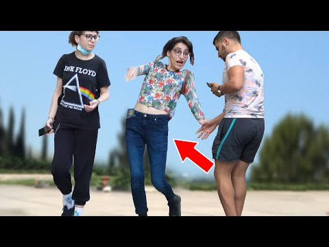 🔥Crazy guy on street prank #3😲 - Fake Slap Prank🔥