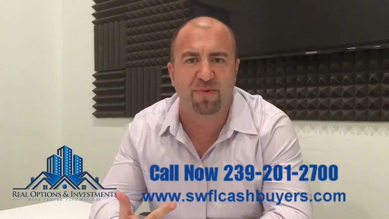 We Buy Houses Ft Myers FL - CALL 239-201-2700 - Sell House Fast Ft Myers Florida