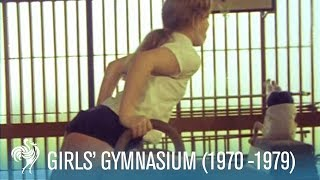 Girls School Gymnasium (1970 -1979) | British Pathé