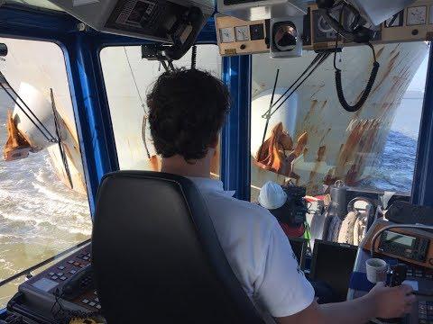 Discovery Channel, episode 4: Haven van Rotterdam Kotug Smit Tugmaster Klaas Bijlsma