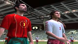 UEFA EURO 2004 [PC 1080p] [GTX 960 2GB & Intel XEON X5492]