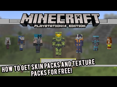 how-to-get-skin-packs-and-texture-packs-for-free-on-minecraft!-(easy)-ps4-ps3-xbox-one-xbox-360