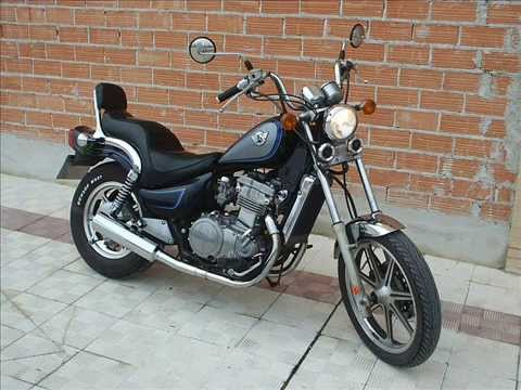kawasaki vulcan en 500 mi pelicula youtube. Black Bedroom Furniture Sets. Home Design Ideas