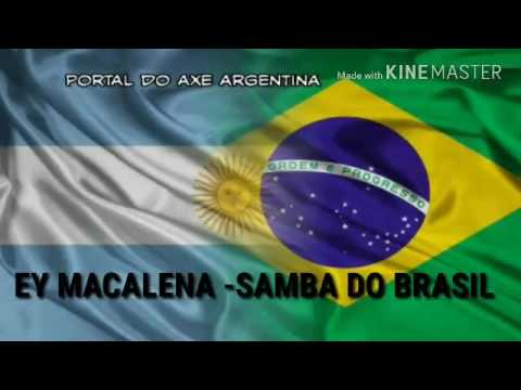 samba do brasil / magalenha