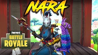 WHY IS THE NARA SKIN SO SEXY LOL(Fortnite BR)