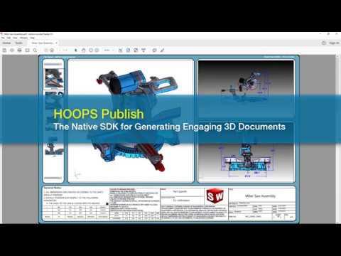 HOOPS Publish   Tech Soft 3D
