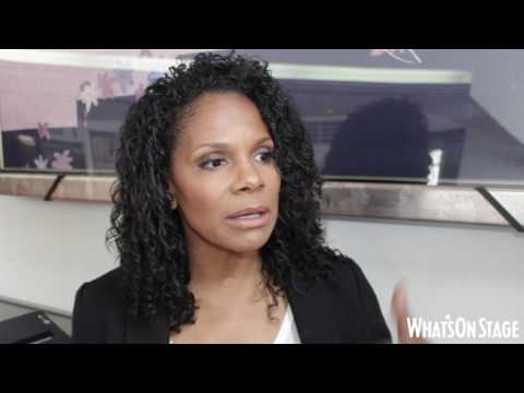 Audra McDonald on Lady Day at Emersons Bar and Grill