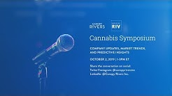 Canopy Rivers - Cannabis Symposium
