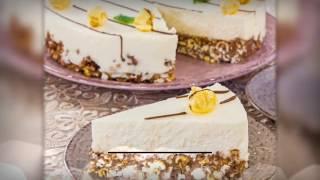Очень вкусный и необычный торт с воздушной кукурузой (попкорном)