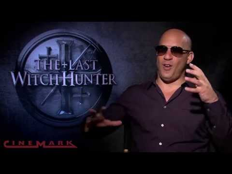 The Last Witch Hunter - Interview with Vin Diesel, Rose Leslie, and Elijah Wood