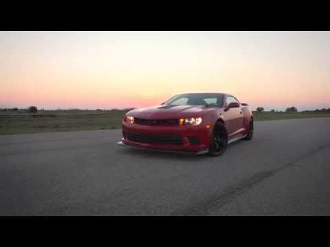 OnStar Calls John Hennessey while Testing a 650+ HP Z/28 Camaro
