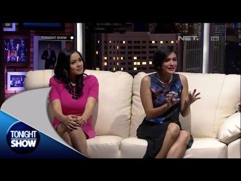 Titi Kamal dan Ratu Anandita menjadi model video klip Slank