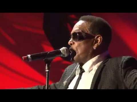 Charlie Wilson Demolishes Jazz & Blues '15