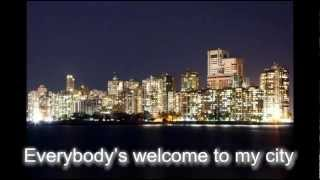 Priyanka Chopra feat. Will.i.am  - In My City Lyrics Sing Along(with vocalist) HD