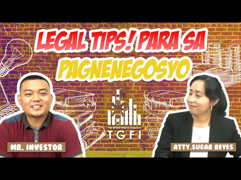 Practical Legal Tips in Business and Real Estate Investing