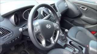 Hyundai ix35 1.6 GDI 2014r. COMFORT смотреть