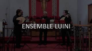 Holborne: Heigh Ho Holiday (Ensemble Luini)