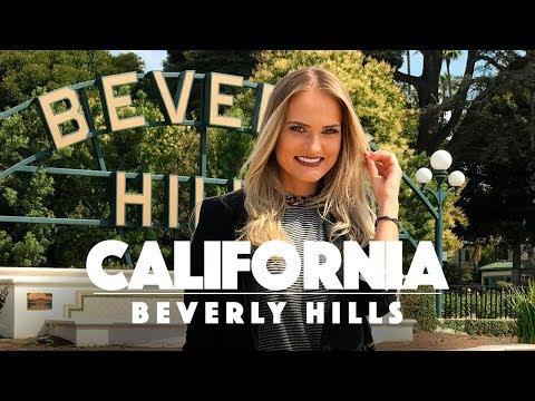 Venice Beach | Santa Monica | Beverly Hills famosos - Vlog de viagem na California - Ep.3