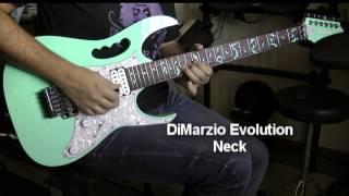 DiMarzio/Ibz vs Evolutions vs Tone Zone/Air Norton