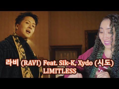 라비 (RAVI) - LIMITLESS (Feat. Sik-K, Xydo (시도)) (Prod. YUTH) Reaction
