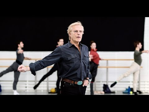 Five Dancers Accuse City Ballet's Peter Martins of Physical Abuse