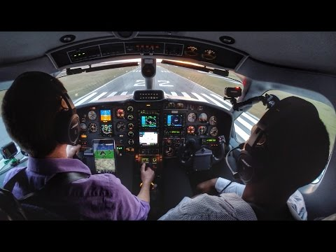 IFR Flight VLOG - Tornado Delay