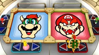 - Super Mario Party All 2 vs 2 Minigames