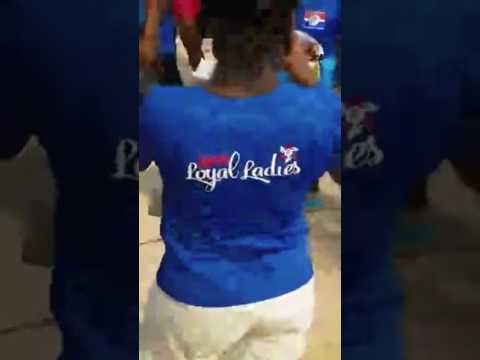 Npp loyal ladies enjoying themselves as they keep fit with Ghana celebrities
