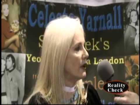 Celeste Yarnall Talks About Elvis and Jon Burrows