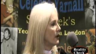 Celeste Yarnall Talks About Elvis and Jon Burrows